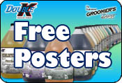 Free Posters of Groomers Edge Products