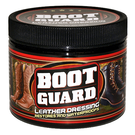 Boot Guard® Leather Goods Dressing